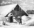 Poste militaire le plus froid de l Empire britannique sur le Citadelle, Quebec.jpg