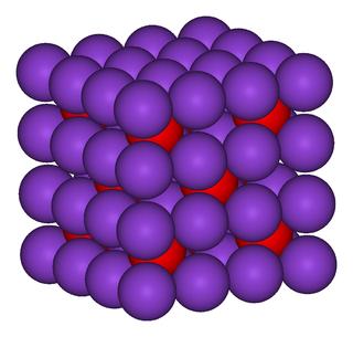 Potassium oxide chemical compound