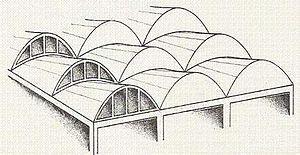 Conoid - conoids in architecture
