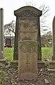 Pownall & Miller CWGC gravestone, Holy Trinity, Wavertree.jpg