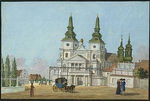 Ostrów Tumski, Poznań - Image: Poznań Katedra Alberti