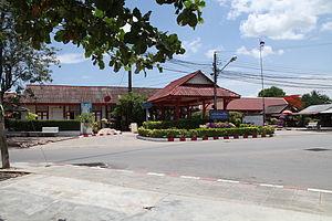 Prachuap Khiri Khan - Prachuap Khiri Khan Railway Station