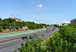 Prague Chodov Highway2.jpg