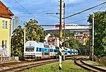 Praha-Vyšehrad koleje a Esko.jpg