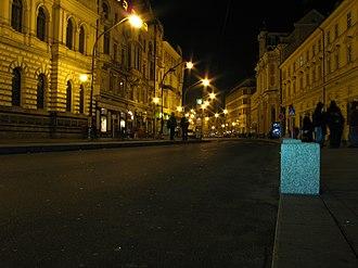 Národní (Prague) - Národní třída