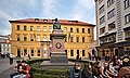 Praha Rakouské fórum a Jungmann 1.jpg