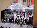 Preparing for the 83rd Annual Academy Awards - looking out into the street (5474926459).jpg