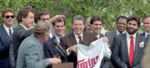 President Reagan and 1987 Twins.png
