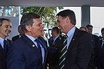 Presidente Eleito, Jair Bolsonaro visita Ministro da Defesa (31881852198).jpg
