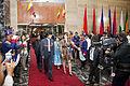 Presidente de Bolivia asistió a la Posesión Presidencial de Rafael Correa (8807701203).jpg