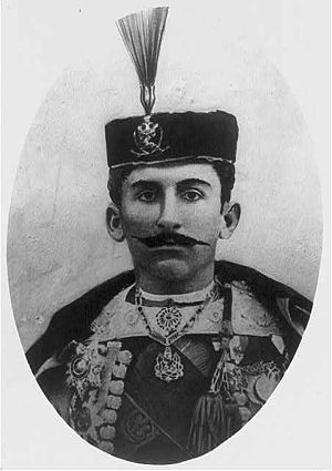 Prince Peter of Montenegro - Image: Prince Peter of Montenegro