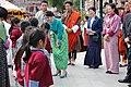 Princess Mako 2017 visit to Bhutan.jpg