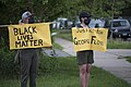 Protest against police violence - Justice for George Floyd, May 26, 2020 02.jpg