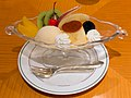 Pudding a la mode 2017 Hotel New Grand The Cafe 1.jpg