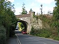 Pulborough, A283 Stopham Road railway bridge - geograph.org.uk - 1507451.jpg