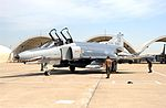 QF-4E Phantom II at St. Louis airport 2005.jpg