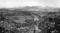 Queensland State Archives 1230 Barron Valley showing sugar cane farms Cairns c 1935.png