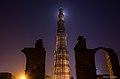 Qutab Minar at Night.jpg