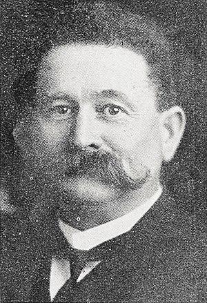 Richard Bollard - Image: R. F. Bollard MP