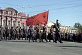 RIAN archive 807990 Participants of rally at Anichkov Bridge on Victory Day.jpg
