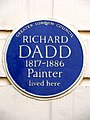 RICHARD DADD 1817-1886 Painter lived here.jpg
