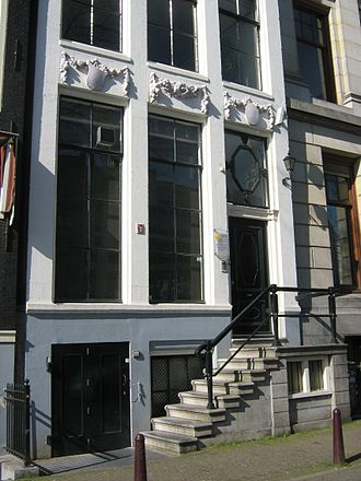 RIPE - Former RIPE NCC offices at 258 Singel, Amsterdam