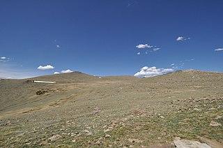 Beatrice Willard Alpine Tundra Research Plots