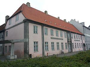Aarhus School of Architecture - Image: Raaes Gård 1
