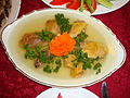 Racitura Meat Jelly Moldavian Cuisine.JPG