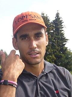 Rafa Cabrera-Bello Spanish professional golfer