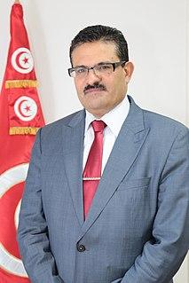 Rafik Abdessalem Tunisian politician