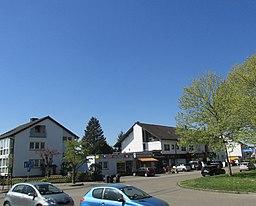 Raiffeisenplatz in Durmersheim