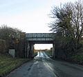 Railway Bridge near Croxton - geograph.org.uk - 1616877.jpg