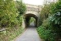 Railway bridge over Chapel Lane, Bearsted - geograph.org.uk - 1515954.jpg