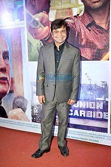 Rajpal Yadav Bhopal media meet.jpg