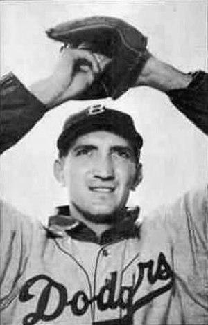 Ralph Branca - Branca in 1953