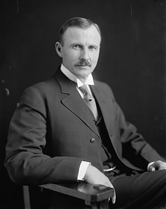1912 United States Senate elections in Arizona - Image: Ralph H Cameron seated