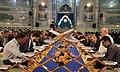 Ramadan 1439 AH, Qur'an reading at Grand Musalla of Shahr-e Kord - 20 May 2018 10.jpg