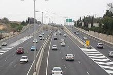 Highway 5 (Israel–Palestine) - Wikipedia