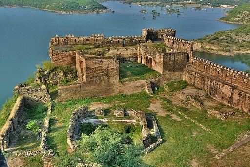 Ramkot Fort view