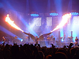 Rammstein Live at Madison Square Garden