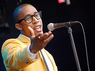 The Way I See It - Saadiq performing at the 2009 Stockholm Jazz Festival