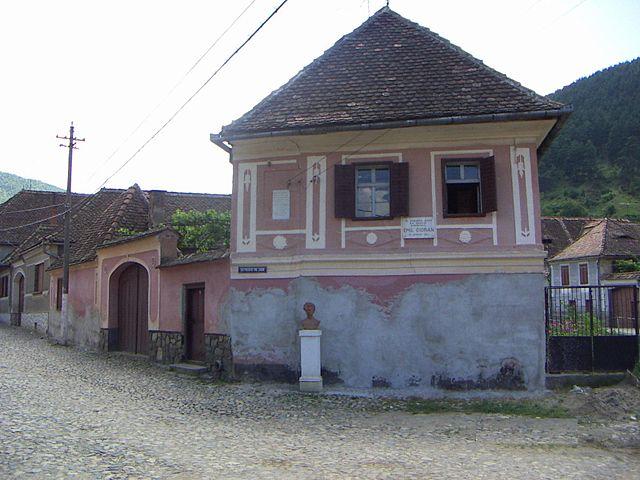 Дом Эмиля Чорана в его родном селе