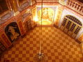Rastatt Schloss Favorite Sala terrena 6.JPG