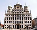Rathaus Augsburg von Elias Holl - panoramio.jpg
