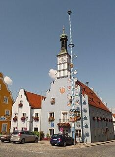 Geiselhöring,  Bavaria, Germany