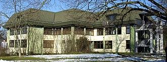 Ehrenkirchen - Town hall