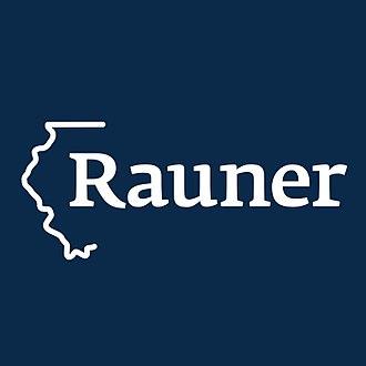 Bruce Rauner - Rauner's 2014 campaign logo