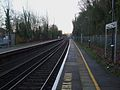Ravensbourne station look south2.JPG