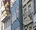 Ravensburg Marktstraße Rad Wirtshausschild.jpg